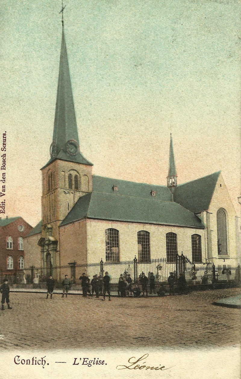 Sint-Martinuskerk in 1828-2.jpg