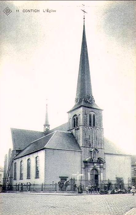 Sint-Martinuskerk in 1828-3.jpg